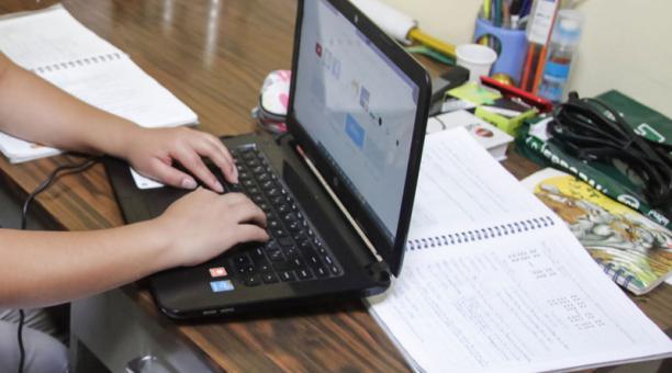 El fin del primer quimestre del régimen Sierra-Amazonía 2021 se acerca, ¿se puede cambiar de colegio a un hijo?